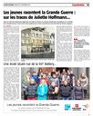 Voix du Nord Cambrai 26/11/14 -
